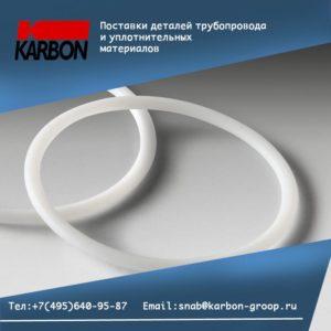 Фторопластовые кольца по ГОСТ
