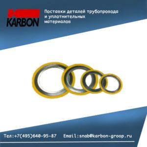 Прокладки СНП по ГОСТ Р 52376-2005-1