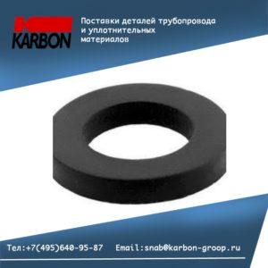 Резиновые прокладки МБС по ГОСТ 15180-86
