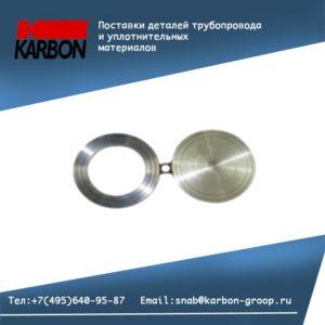 Заглушки ГОСТ 12826-80