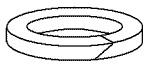 Использование запресованного уплотнительного кольца